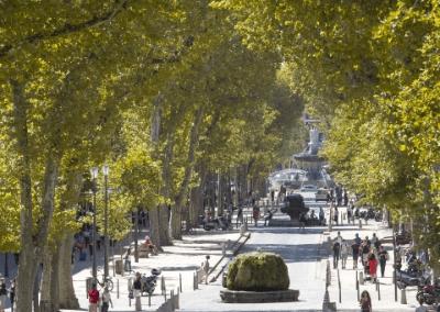 B6c : Le Puy Ste Réparade – Aix en Pce – Vauvenargues Jouques Mirabeau