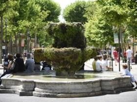B6d : Le Puy Ste Réparade – Aix en Pce – Vauvenargues Jouques Pertuis