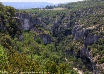 B2c : Les Gorges d'Oppedette – Banon – St Etienne les Orgues – Manosque