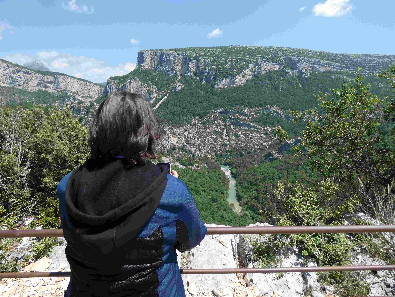 Point sublime Gorges du Verdon