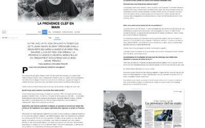 Interview de Road Trip Magazine n 68 Octobre 2021